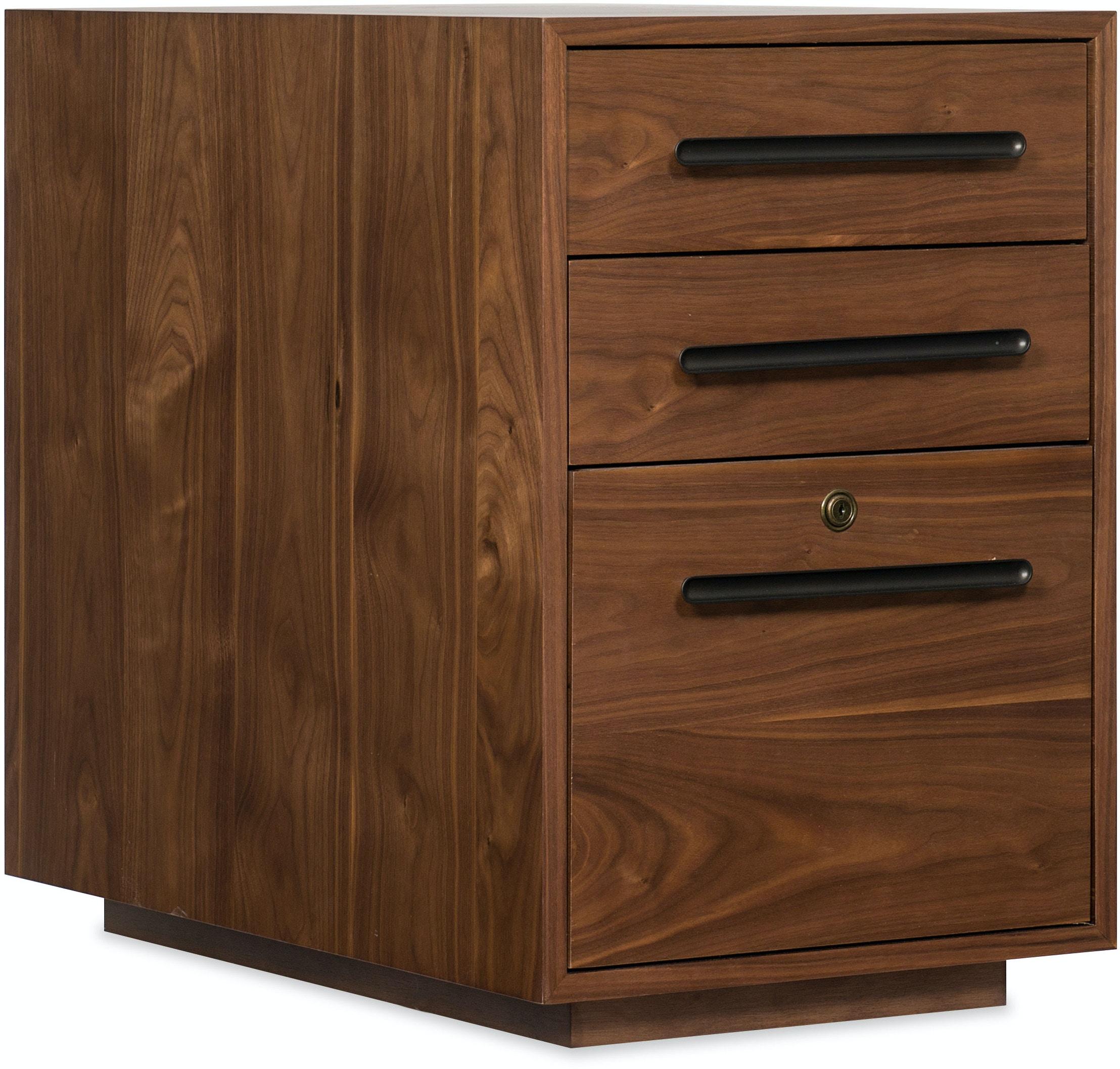 Hooker Furniture Home Office Elon Desk Pedestal 1650 10246