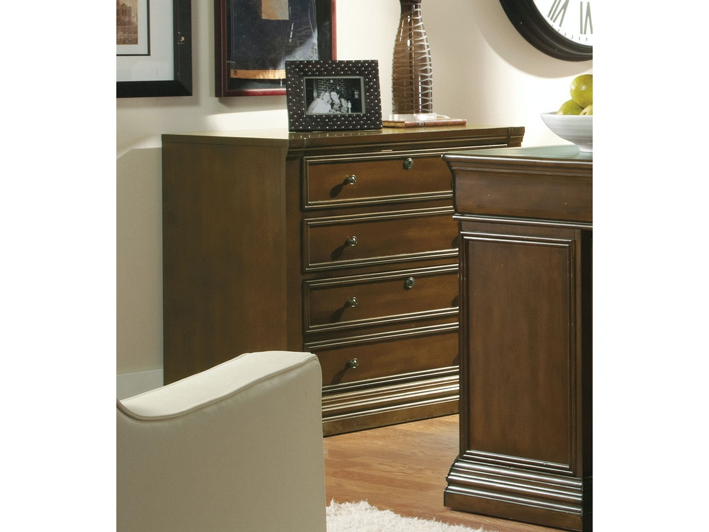 Hooker Furniture Home Office Cherry Creek Lateral File 258