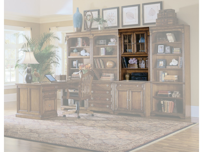 hooker furniture home office brookhaven 32 door hutch