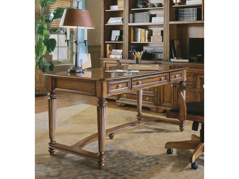 Hooker furniture brookhaven leg desk 281 10 458 for Brookhaven kitchen cabinets price
