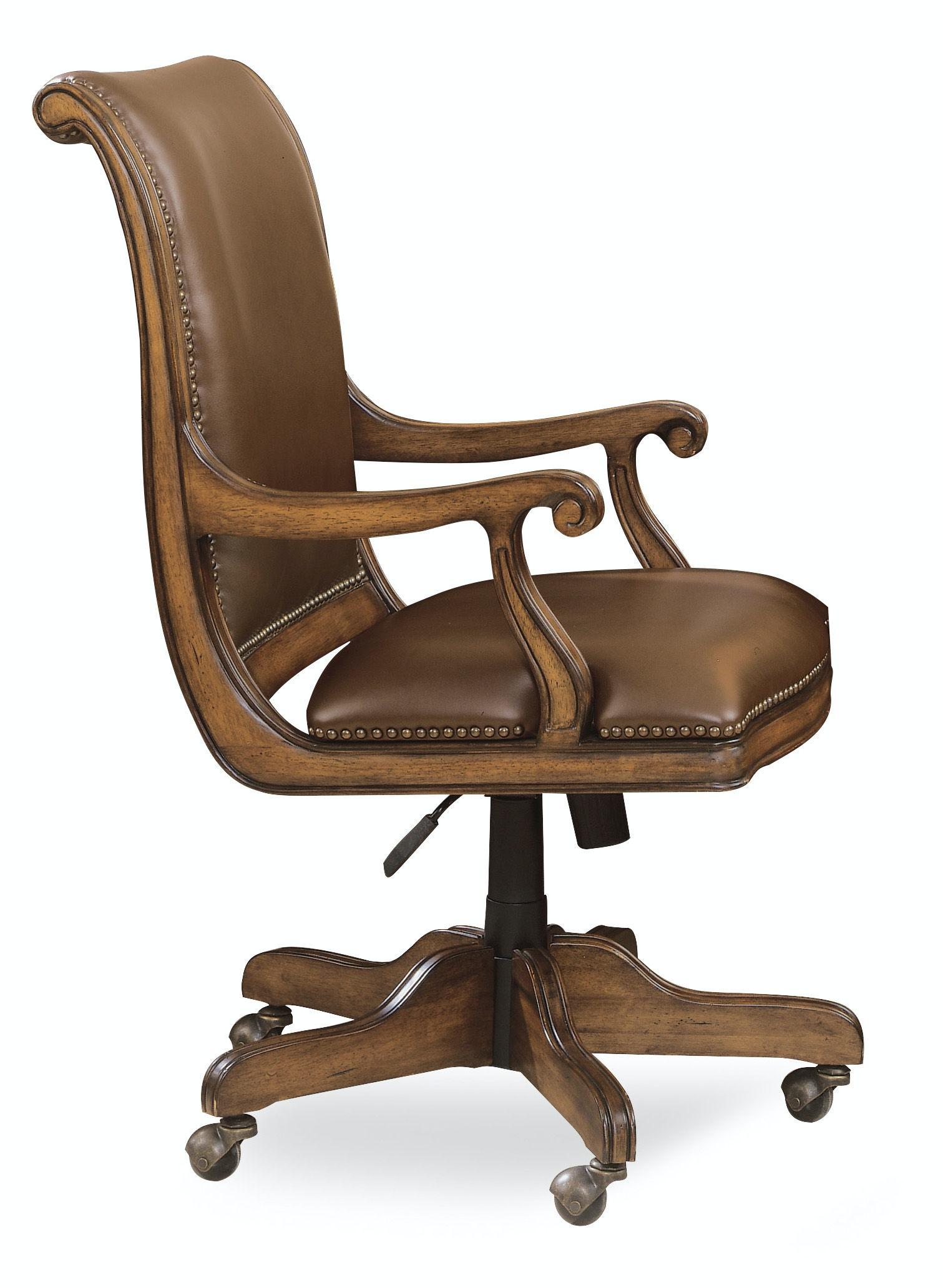 Hooker Furniture Brookhaven Desk Chair 281 30 220 ...