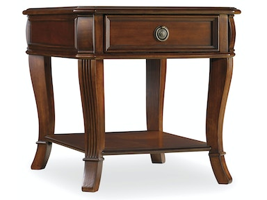 Hooker Furniture Brookhaven End Table 281-80-113