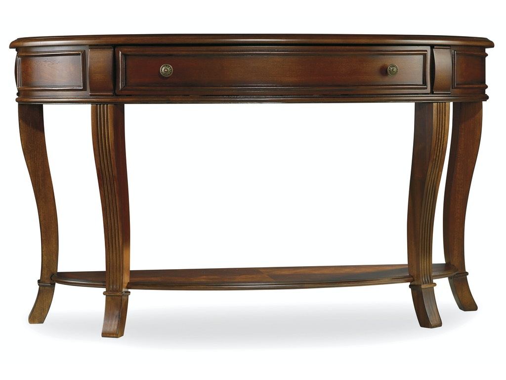 Hooker furniture living room brookhaven console table 281 for Furniture today