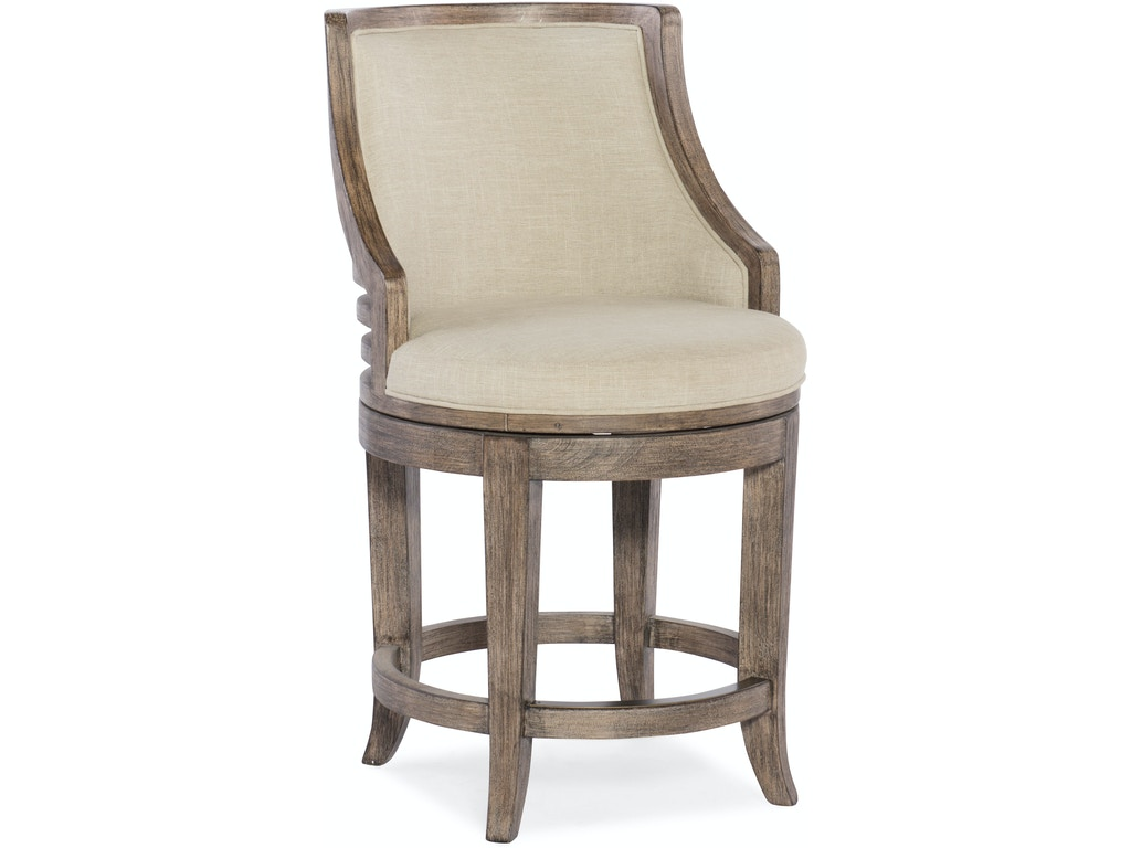Hooker furniture dining room lainey transitional counter - Norris furniture interiors fort myers fl ...