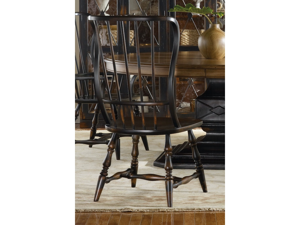 Dining Room Furniture Kansas City Sanctuary Spindle Side Chair