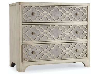 Sanctuary Fretwork Chest-Pearl Essence 3023-85001