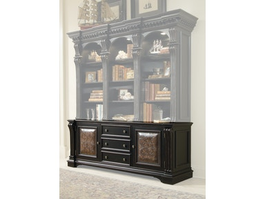 Hooker Furniture Telluride Bookcase Base 370-10-265
