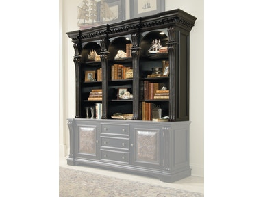 Hooker Furniture Telluride Bookcase Hutch 370-10-267