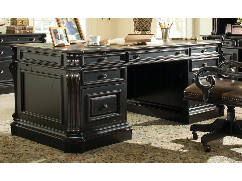 Hooker Furniture Home Office Telluride 76 Executive Desk