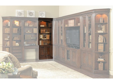 "Hooker Furniture European Renaissance II 32"" Door Bookcase 374-10-446"