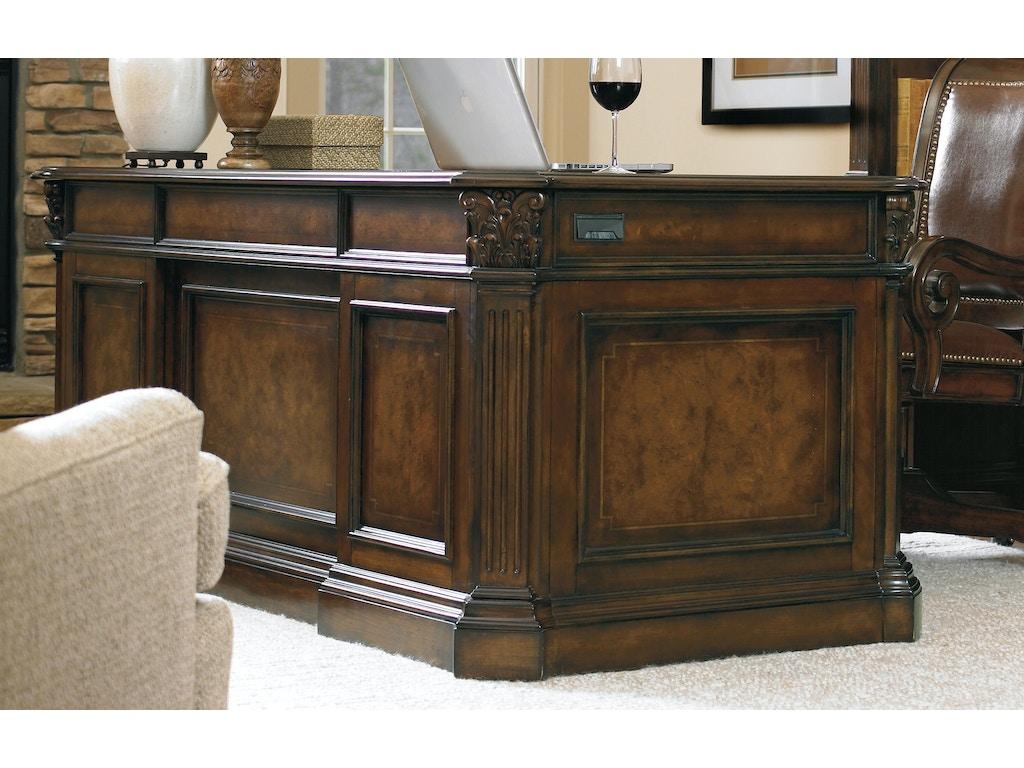 Hooker furniture home office european renaissance ii 73 for European furniture