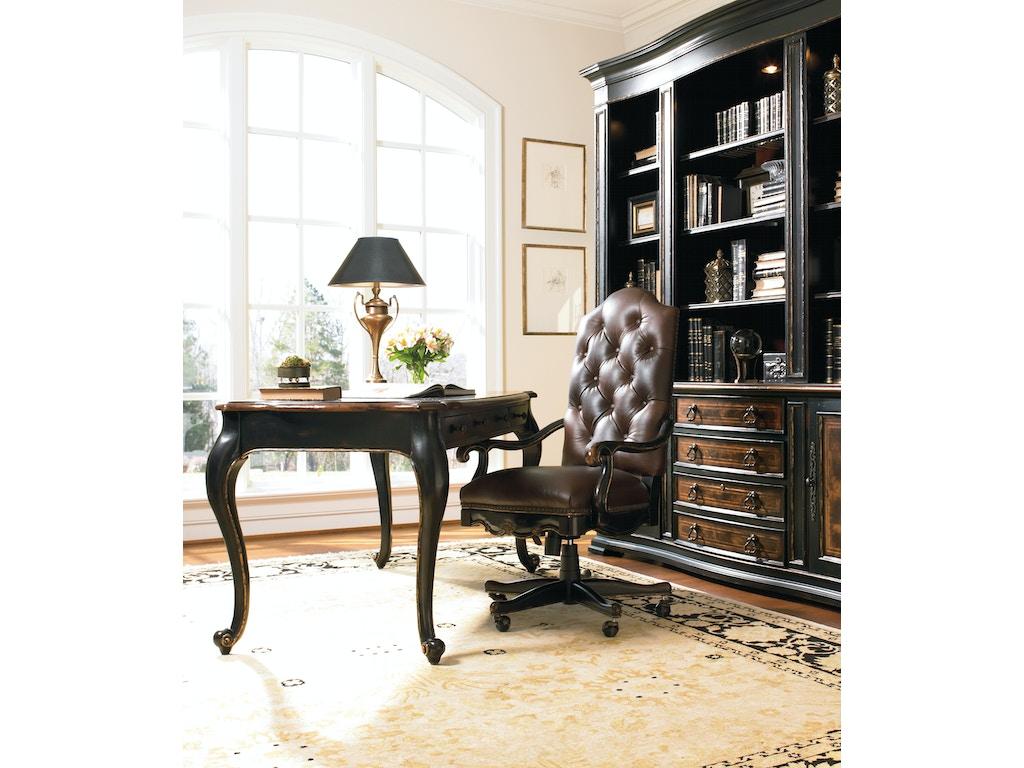 Hooker Furniture Home Office Grandover Tilt Swivel Chair 5029 30220 Galeries Acadiana Baton