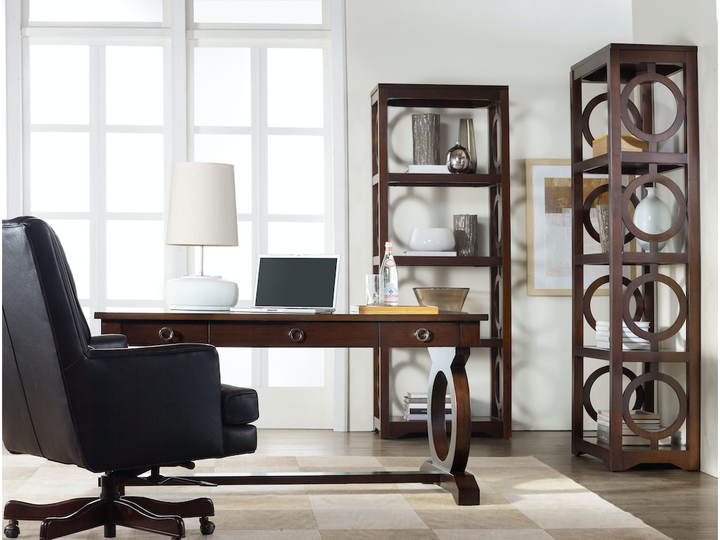 Hooker Furniture Home Office Kinsey Writing Desk 5066 10458 Noel Furniture Houston Tx