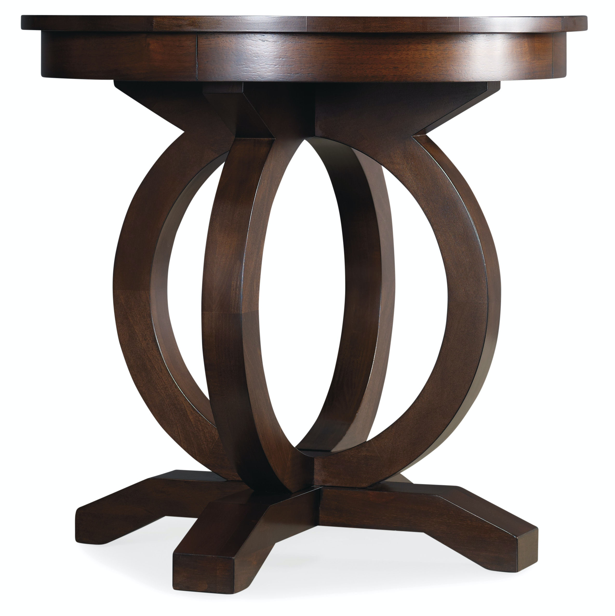 living room table decorated with accent pieces. bouchet side table
