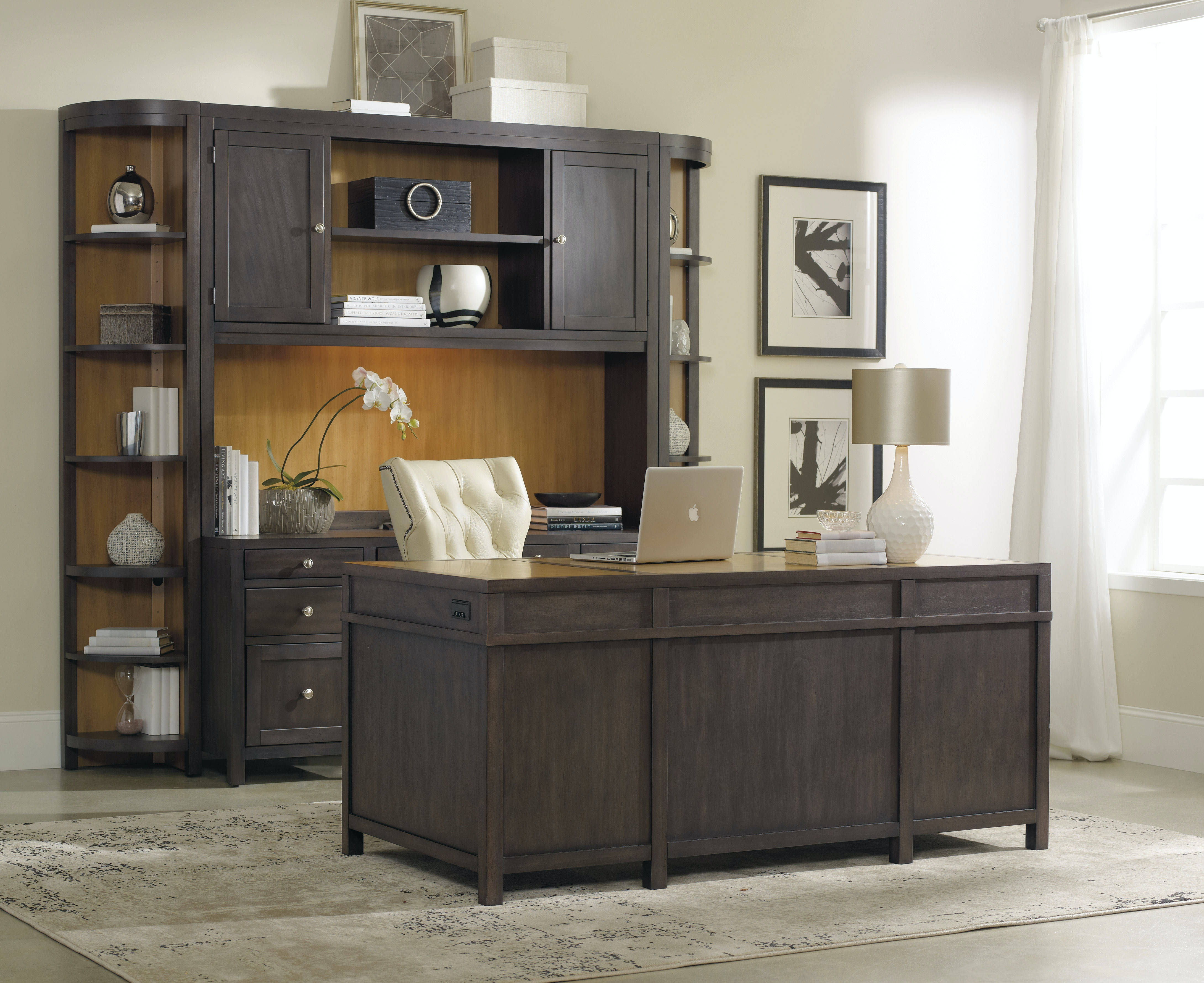 Moderne Deckenle furniture home office south park executive 66 quot desk 5078 10562 gladhill furniture