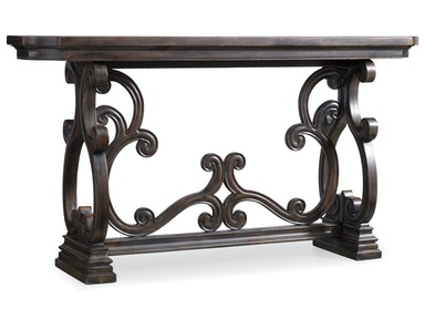Hooker Furniture DaValle Scroll Console 5165-85001