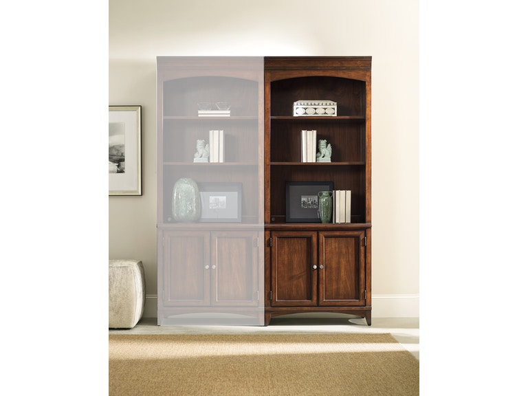Hooker Furniture Latitude Bunching Bookcase 5167-10445