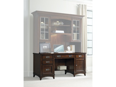 Hooker Furniture Latitude Computer Credenza 5167-10464