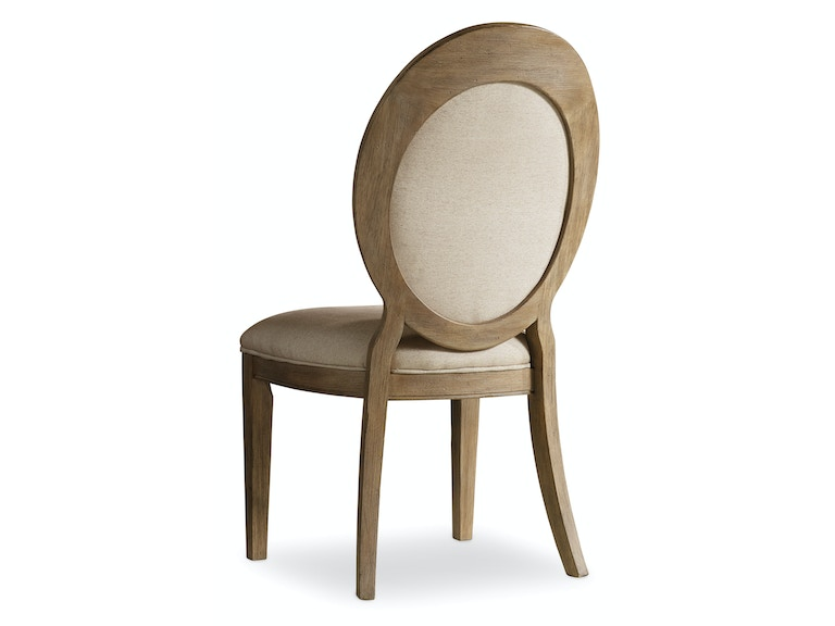 Hooker Furniture Corsica Oval Back Side Chair 5180-75412