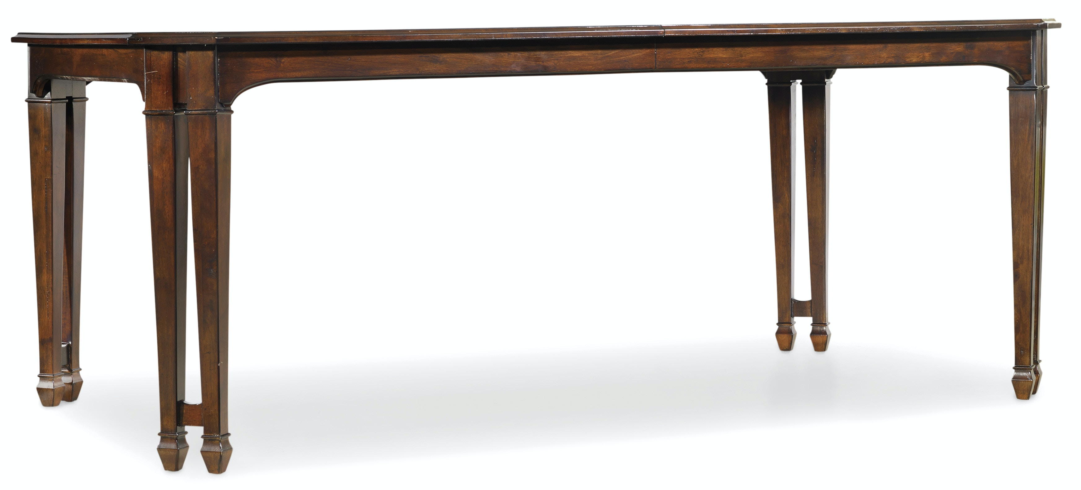 hooker furniture dining room palisade rectangle dining table 5183