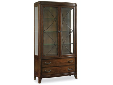 Hooker Furniture Palisade Display China 5183-75906
