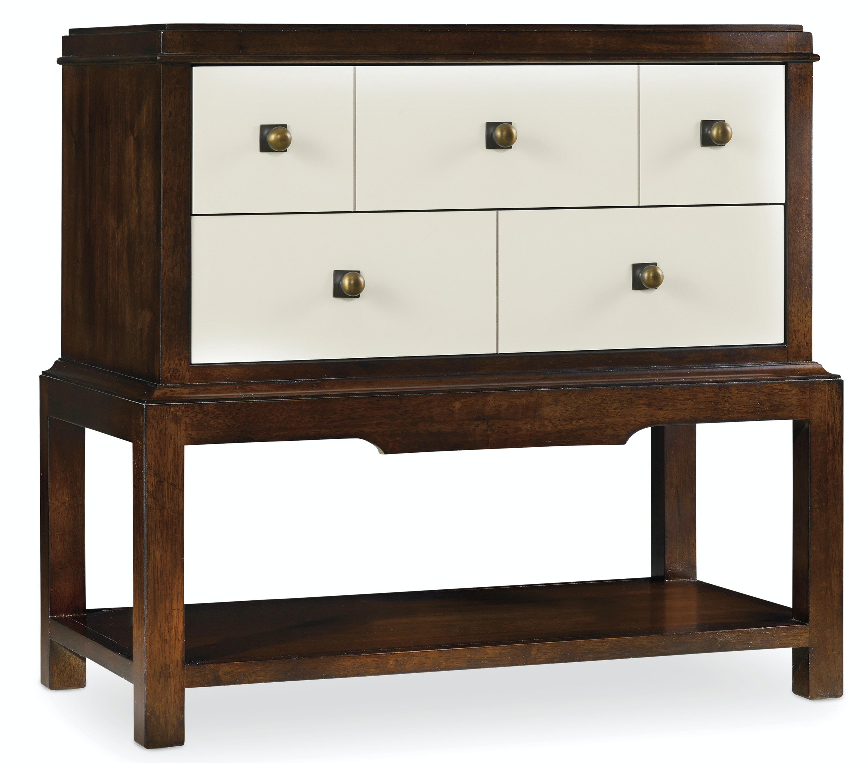 Hooker Furniture Bedroom Palisade Two Drawer Nightstand  : 5185 90116 from finessehomeliving.com size 1024 x 768 jpeg 43kB