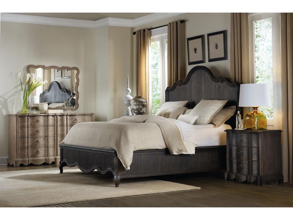 Hooker Furniture Bedroom Corsica Mirror 5180 90004 American Factory Direct Baton Rouge La