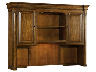 Hooker Furniture Tynecastle Computer Credenza Hutch 5323-10467