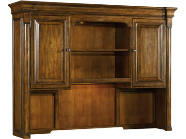 Hooker Furniture Tynecastle Computer Credenza Hutch