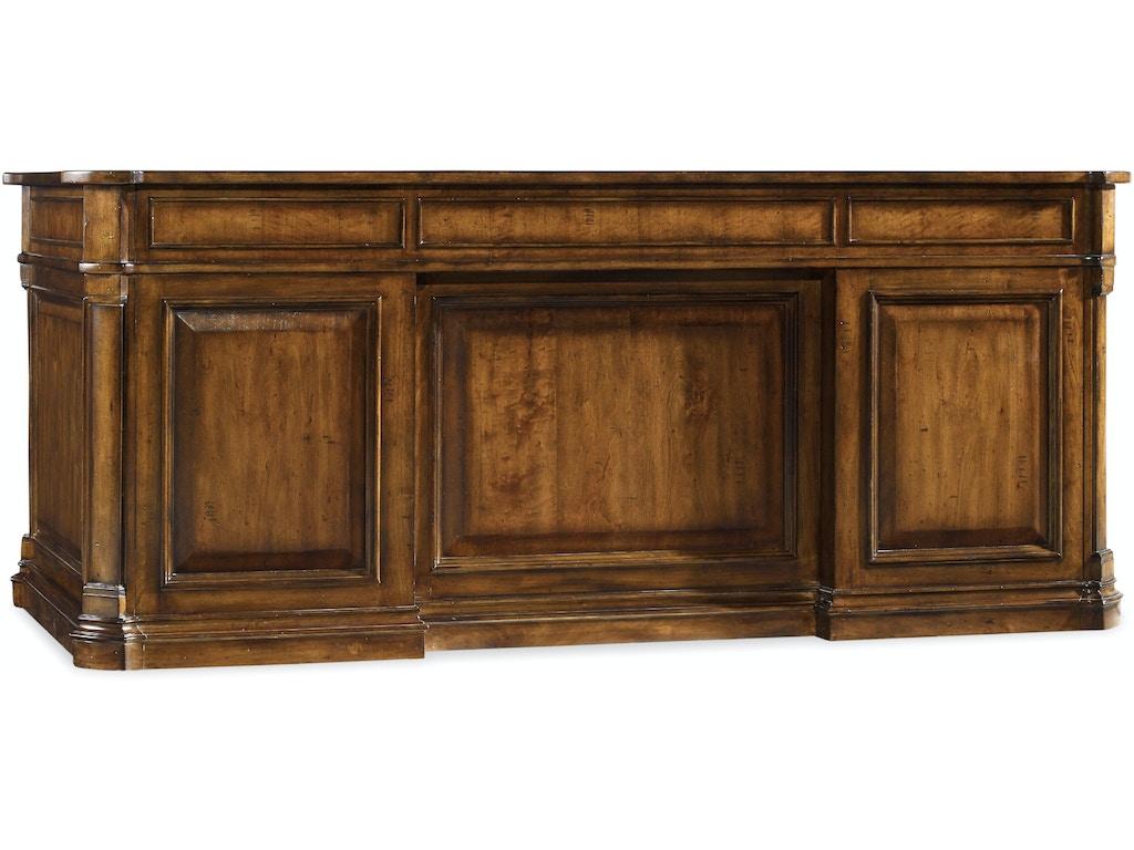 Hooker Furniture Home Office Tynecastle Executive Desk