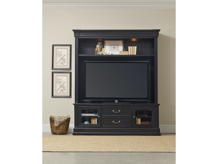 Hooker Furniture Clermont Two Piece Entertainment Group 5371-70202