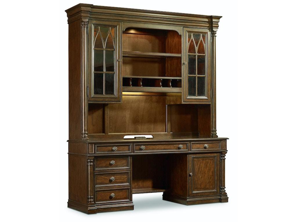 Hooker Furniture Home Office Leesburg Computer Credenza