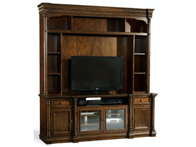 Hooker Furniture Leesburg Two Piece Entertainment Group 5381-55202