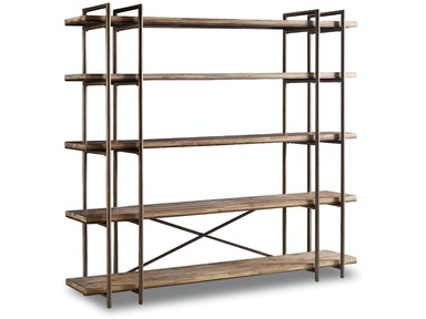 Hooker Furniture Studio 7H Scaffold Entertainment Console 5382-55494