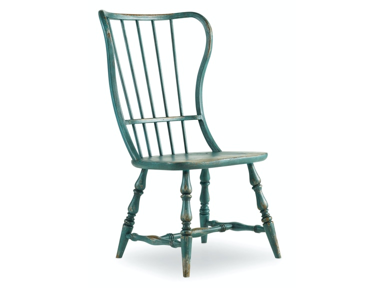 Hooker Furniture Sanctuary Spindle Side Chair 5405-75310