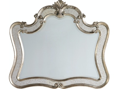 Hooker Furniture Sanctuary Shaped Mirror 5413-90009