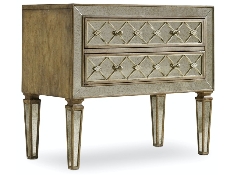Hooker Furniture Sanctuary Bachelors Chest 5414-90017