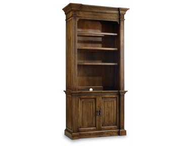 Hooker Furniture Archivist Bookcase 5447-10446