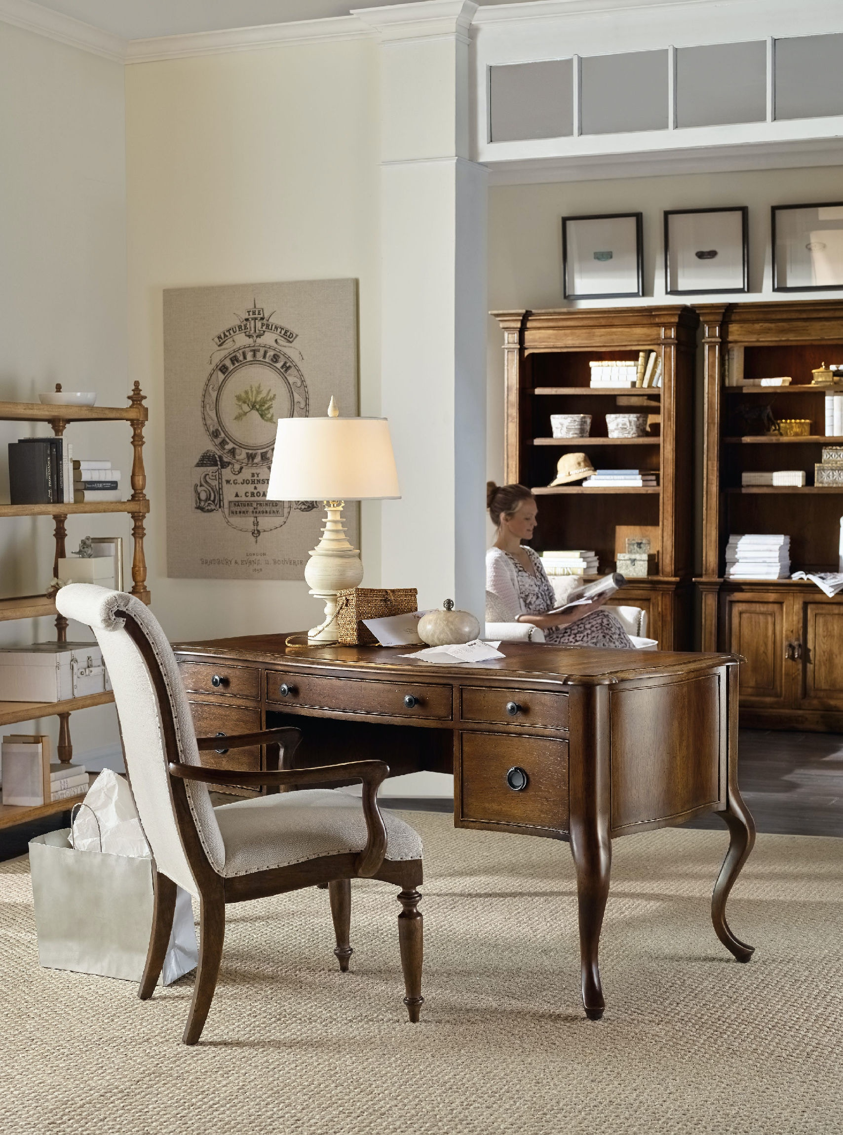 Hooker Furniture Home Office Archivist Lateral File 5447