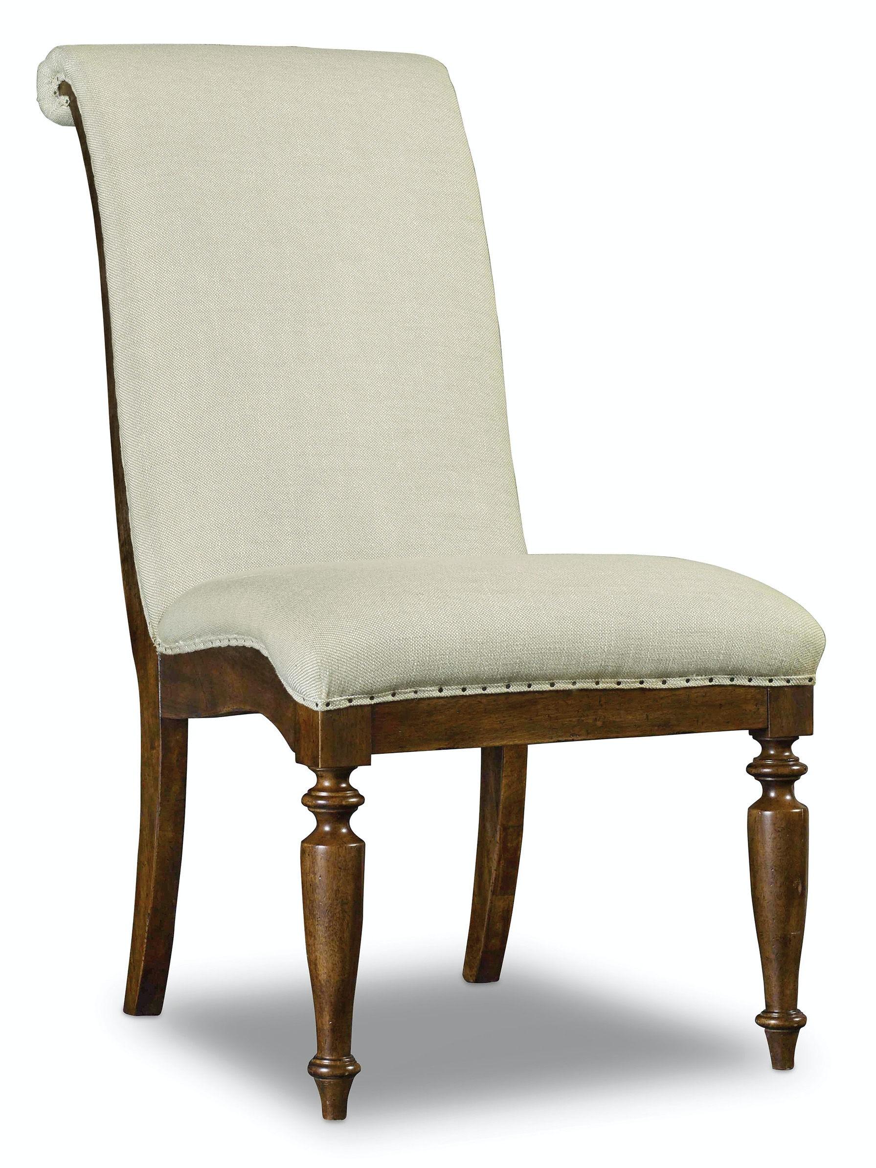 Hooker Furniture Archivist Upholstered Side Chair 5447 75410 ...