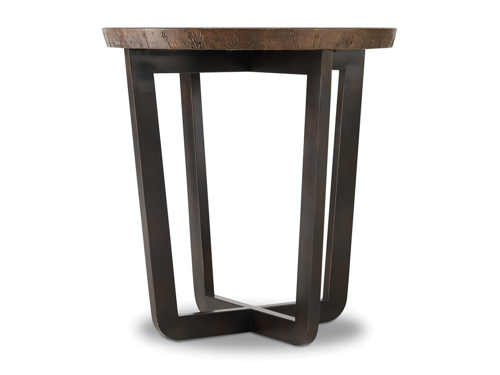 Hooker Furniture Living Room Parkcrest Round End Table