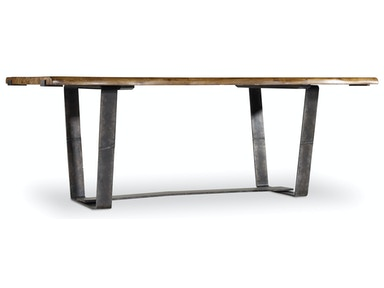 Hooker Furniture Live Edge Dining Table 524690
