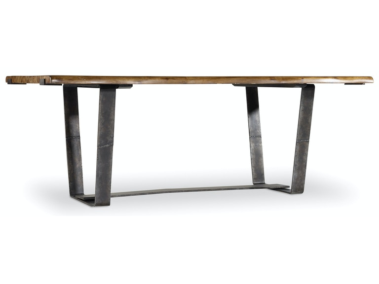 Hooker Furniture Live Edge Dining Table 5590-75200