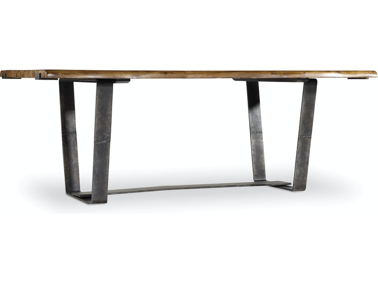 Hooker Furniture Live Edge Dining Table 5590 75200