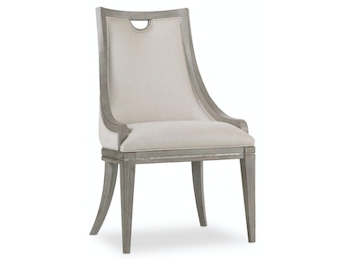 Sanctuary Upholstered Side Chair 5603-75410-LTBR