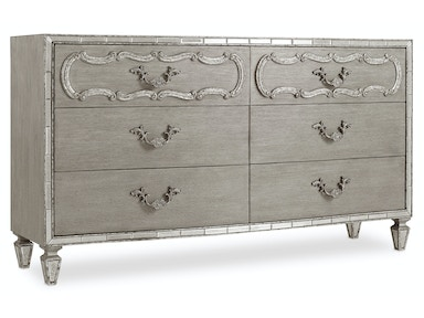 Sanctuary Six-Drawer Dresser 5603-90002-LTBR