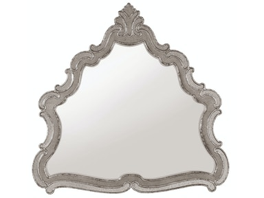 Sanctuary Shaped Mirror 5603-90008-LTBR