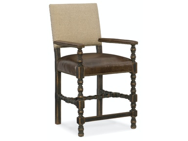 Comfort Counter Stool 5960-25350-BLK
