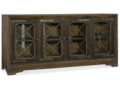 Pipe Creek Bunching Media Console 5960-55476-MULTI