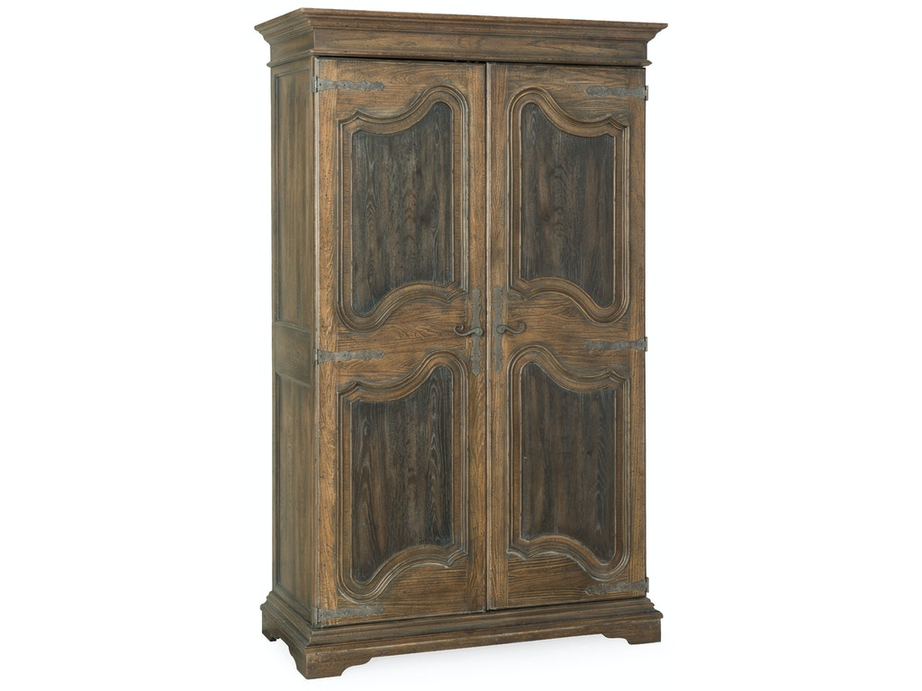 Lancaster Bedroom Furniture Hooker Furniture 5960 90013 Multi Lakehills Wardrobe Interiors